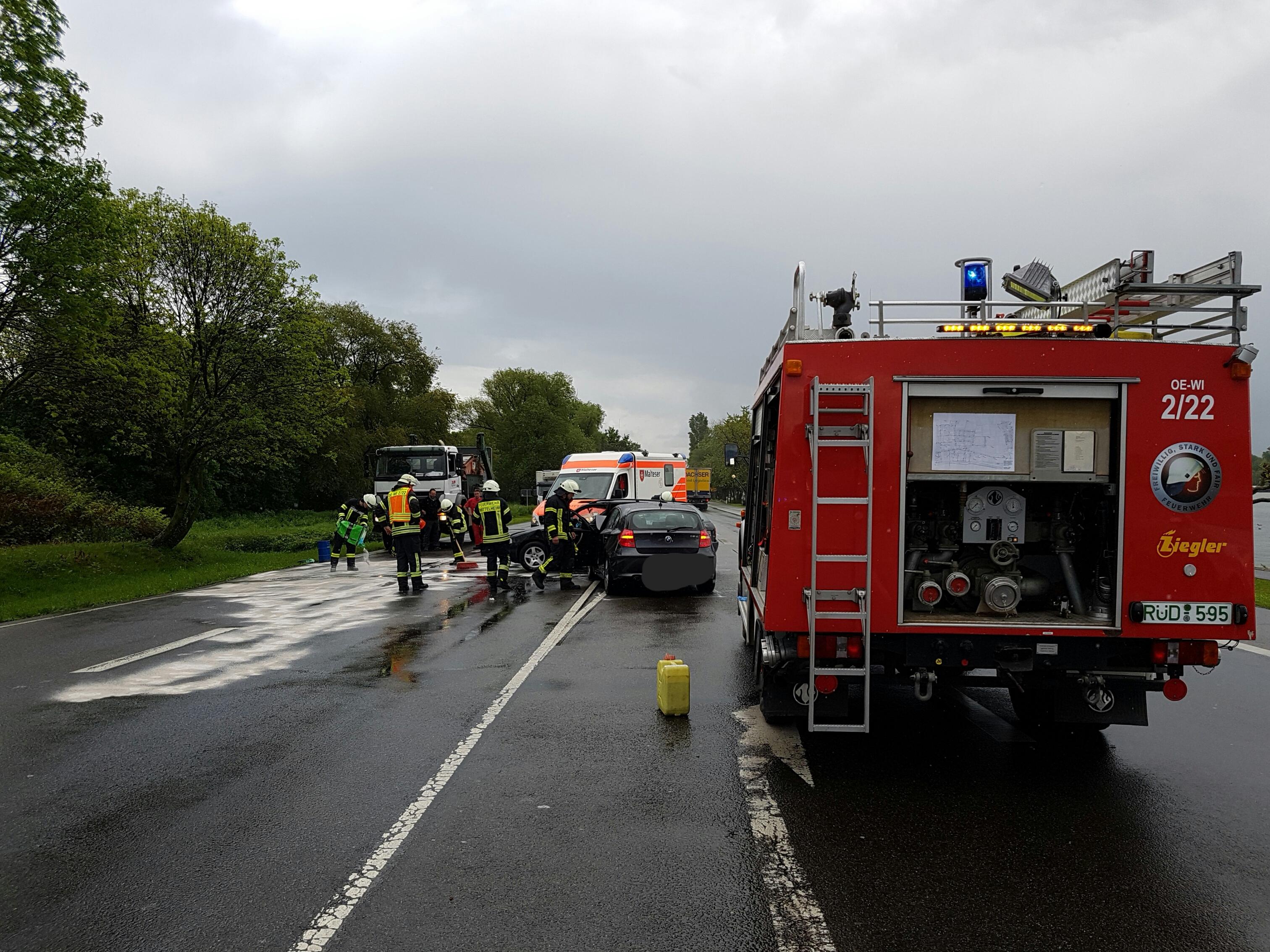 Feuerwehr Mittelheim